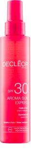 Decléor Aroma Sun Expert aceite solar cuerpo y cabello  SPF 30