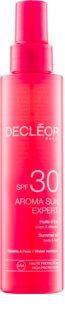 Decléor Aroma Sun Expert opalovací olej na tělo a vlasy SPF 30