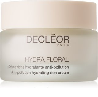 Decléor Hydra Floral Rich Hydrating Cream for Dry Skin