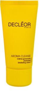 Decléor Aroma Cleanse crema pentru exfoliere pentru toate tipurile de ten