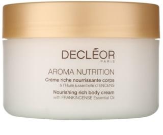 Decléor Aroma Nutrition bogaty krem odżywczy do ciała