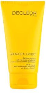 Decléor Aroma Epil Expert gel après-rasage pour ralentir la repousse des poils