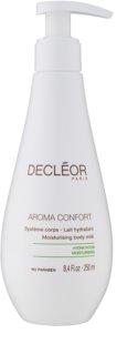 Decléor Aroma Confort хидратиращо мляко за тяло  за суха кожа