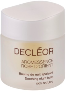 Decléor Aromessence Rose D´Orient нощна грижа  за чувствителна кожа на лицето
