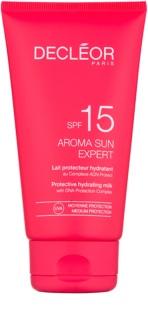 Decléor Aroma Sun Expert vlažilni losjon za sončenje SPF 15