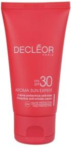Decléor Aroma Sun Expert ochranný krém na opalování SPF 30
