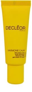 Decléor Harmonie Calm Gel-Creme für die Augen gegen Schwellungen und Augenringe