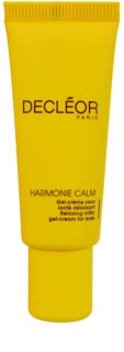 Decléor Harmonie Calm Eye Gel Cream To Treat Swelling And Dark Circles