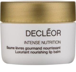 Decléor Intense Nutrition поживний бальзам для губ