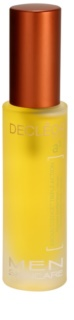 Decléor Aromessence Triple Action serum przed i po goleniu