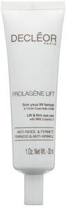 Decléor Prolagène Lift стягащ и изглаждащ крем за околоочната област