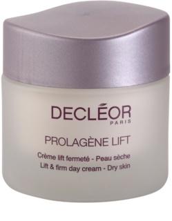 Decléor Prolagene Lift изглаждащ крем за суха кожа