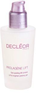 Decléor Prolagène Lift glättendes Peeling-Gel für Normalhaut