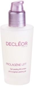 Decléor Prolagène Lift kisimító peeling gél normál bőrre