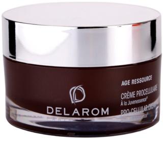 Delarom Anti Ageing Pro-Cellular Creme mit Juvenessence