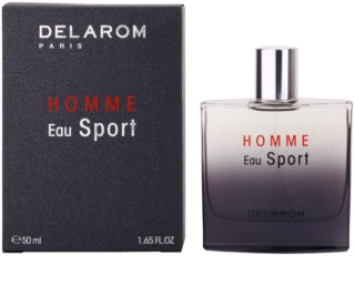 Delarom Homme Eau Sport eau de parfum férfiaknak 50 ml
