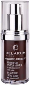 Delarom Lifting serum liftingujące na kontur oczu z kwasem hialuronowym