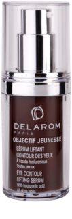 Delarom Lifting Liftingserum für die Augenkonturen mit Hyaluronsäure