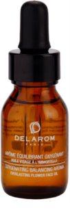 Delarom Revitalizing óleo facial oxigenante com aroma de flor de perpétua