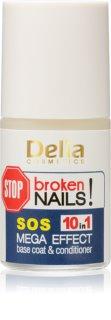 Delia Cosmetics Coral Professionele Nagel Verzorging 10in1