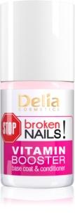 Delia Cosmetics STOP broken nails! Multivitaminpflege für geschädigte und geschwächte Nägel