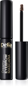 Delia Cosmetics Eyebrow Expert máscara de pestañas especial para cejas