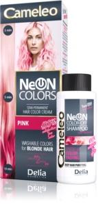 Delia Cosmetics Cameleo Neon Colors Cosmetic Set II.