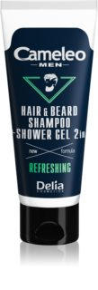 Delia Cosmetics Cameleo Men Shampoo and Body Wash