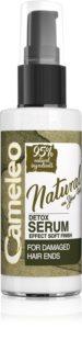 Delia Cosmetics Cameleo Natural sérum renovador para o cabelo para pontas duplas