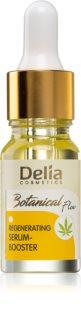 Delia Cosmetics Botanical Flow Hemp Oil sérum regenerador para pele seca a sensível