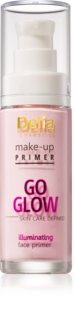Delia Cosmetics Skin Care Defined Go Glow pré-base para iluminar e unificar a pele