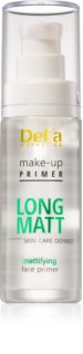 Delia Cosmetics Skin Care Defined Long Matt primer s mat učinkom