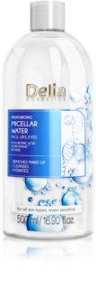 Delia Cosmetics Micellar Water Hyaluronic Acid hidratantna micelarna voda