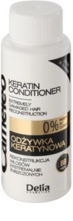 Delia Cosmetics Cameleo BB Keratine Conditioner  voor Beschadigd Haar