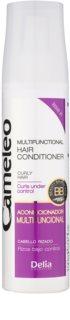 Delia Cosmetics Cameleo BB πολυλειτουργικό μαλακτικό σε σπρέι για σγουρά μαλλιά