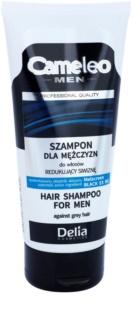 Delia Cosmetics Cameleo Men šampon proti šedivění tmavých vlasů