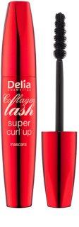 Delia Cosmetics Collagen Lash máscara de alongamento e curvatura