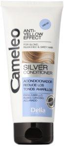 Delia Cosmetics Cameleo Silver Conditioner für blonde und graue Haare neutralisiert gelbe Verfärbungen