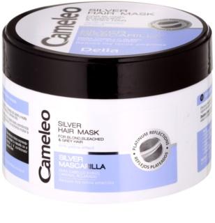 Delia Cosmetics Cameleo Silver Maske für die Haare neutralisiert gelbe Verfärbungen