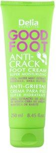 Delia Cosmetics Good Foot hydratační krém na popraskaná chodidla
