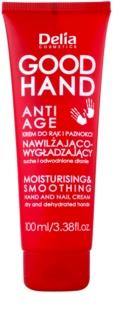 Delia Cosmetics Good Hand Anti-Age hydratační a zjemňující krém  na ruce a nehty
