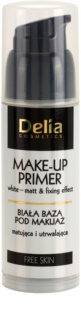 Delia Cosmetics Free Skin podloga za mat izgled lica