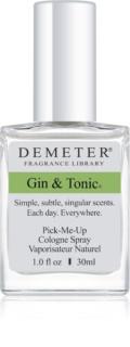 Demeter Gin & Tonic Eau de Cologne unisex 30 ml