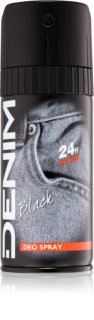 Denim Black Deo Spray voor Mannen 150 ml