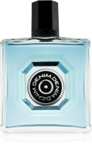 Denim Black After Shave Lotion for Men 100 ml