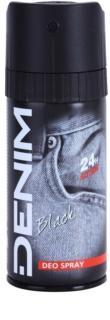 Denim Black Deo Spray voor Mannen 150 ml
