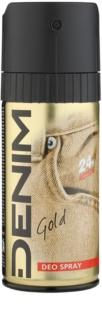 Denim Gold Deo Spray voor Mannen 150 ml