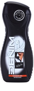 Denim White Shower Gel for Men 250 ml