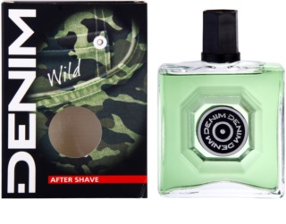 Denim Wild Aftershave lotion  voor Mannen 100 ml