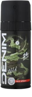Denim Wild Deo Spray voor Mannen 150 ml